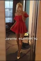 escort Party Girl Janette (22 years old, Toronto)